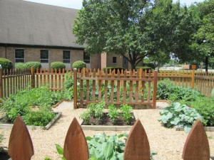 The Children's Garden at Elmhurst Presbyterian Church